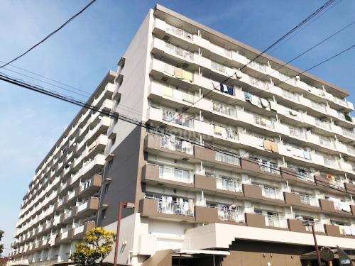 トミンハイム東新小岩六丁目>外観