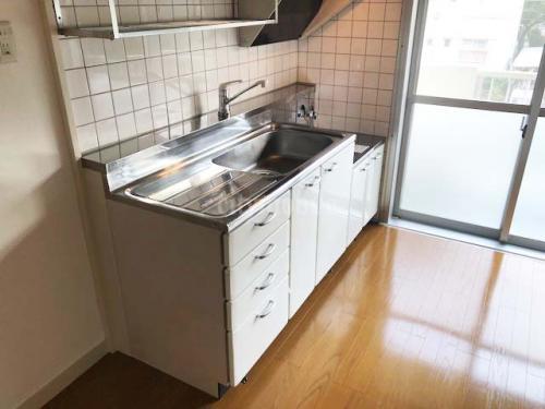栗原団地>キッチン