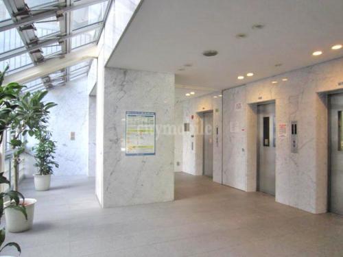 ビュータワー本駒込>エレベーター
