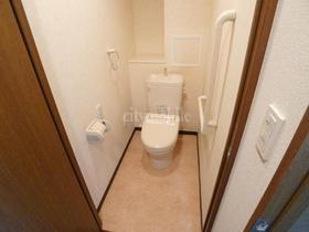 コージーコート>トイレ