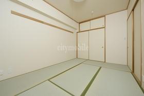 サニーハウスKS >和室