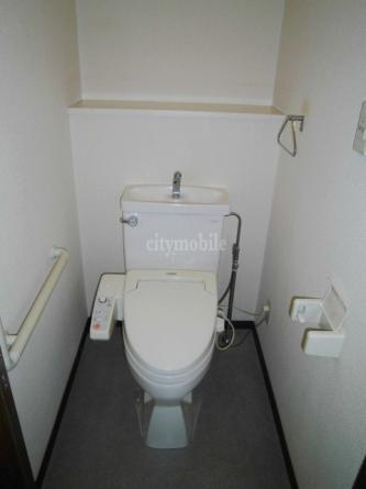 パークヒルズHOSOYA>トイレ