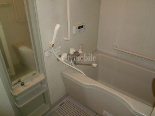 コンフォート壱番館>浴室