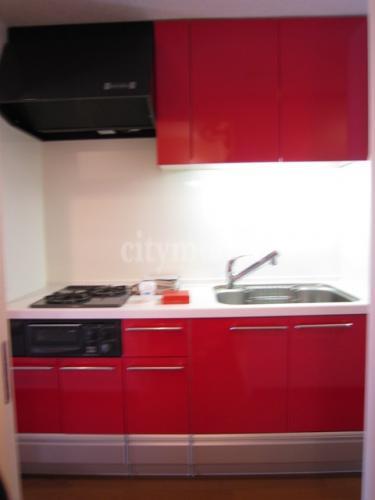 ロイヤルパークスシーサー>キッチン