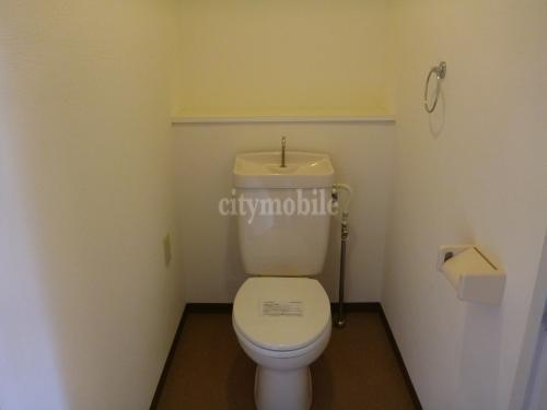 ひばりが丘団地>トイレ