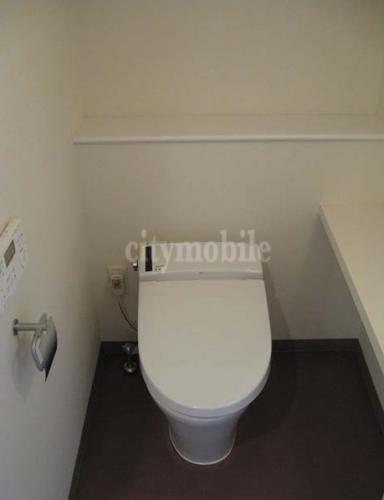 コンフォリア東池袋WEST>トイレ