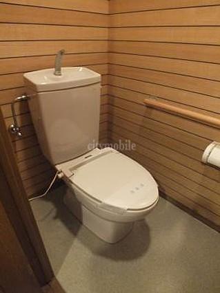 サンモール給田>トイレ