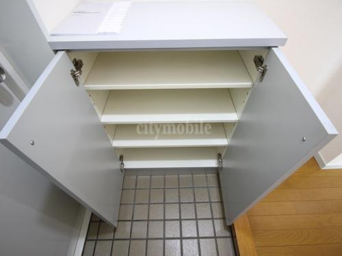 小豆沢ハイツ>玄関