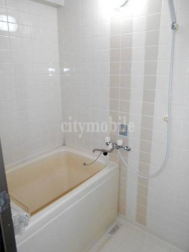 プラザサンタナカ3号館>浴室