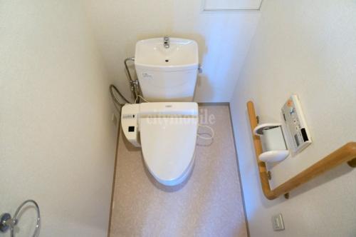 フレール西新井>トイレ