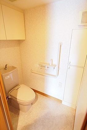 サンドリヨン>トイレ