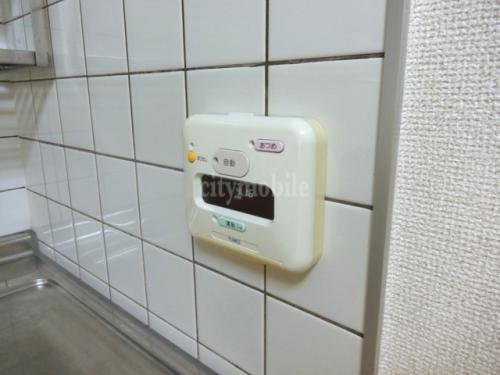 NFプラザⅡ>浴室設備