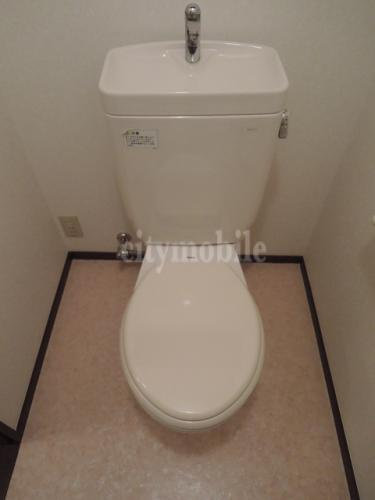 クレッセントプラザ>トイレ