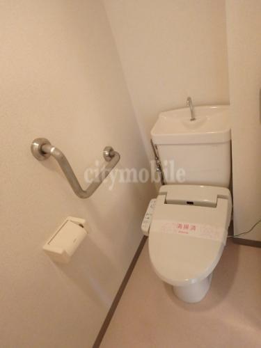 ボヌール大泉>トイレ