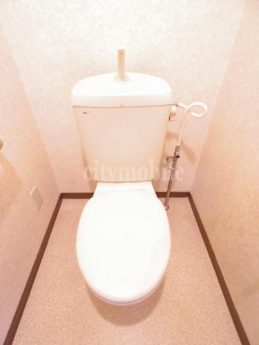 プランドール富士>トイレ