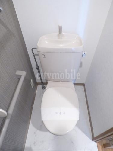 グリュック鹿浜>トイレ