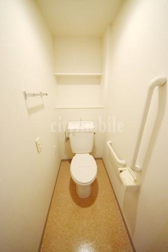 サニーパレスくるめ>トイレ