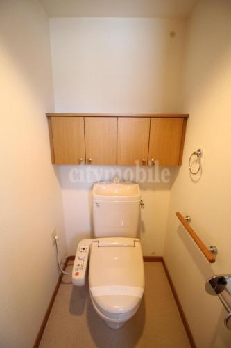 パルク東久留米>トイレ