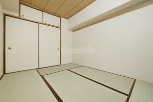 コーシャハイム下柚木三丁目>和室