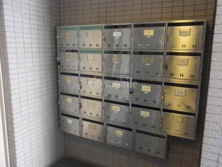 迦舎エール>メールボックス