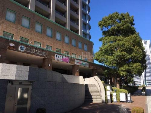 リバーシティ21新川>外観