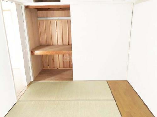 竹の塚第二団地>和室