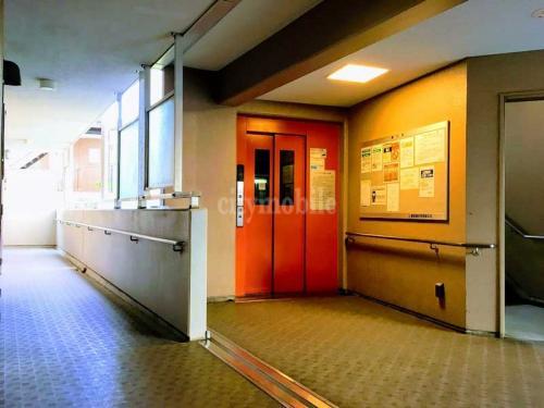トミンハイム古石場一丁目>エレベーター