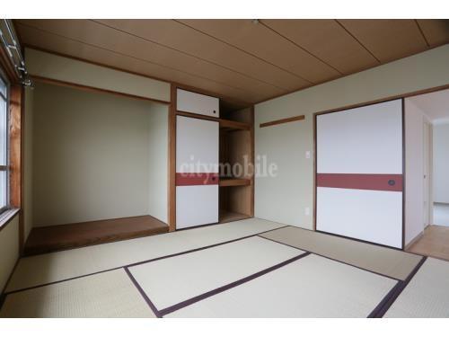 立川一番町東団地>和室