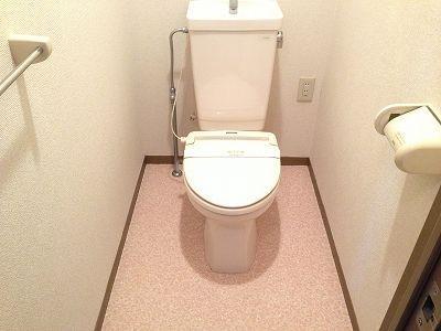 ウエストアローム>トイレ
