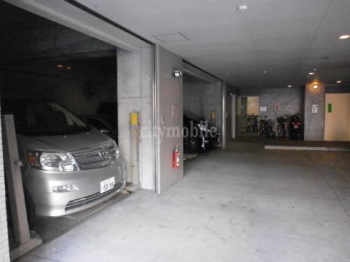 エクセル東陽>駐車場