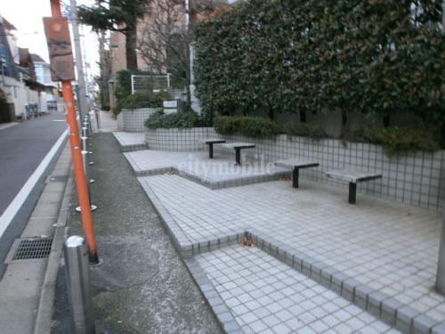 エステート北新宿>外観