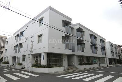 パティオ新蒲田三丁目>外観