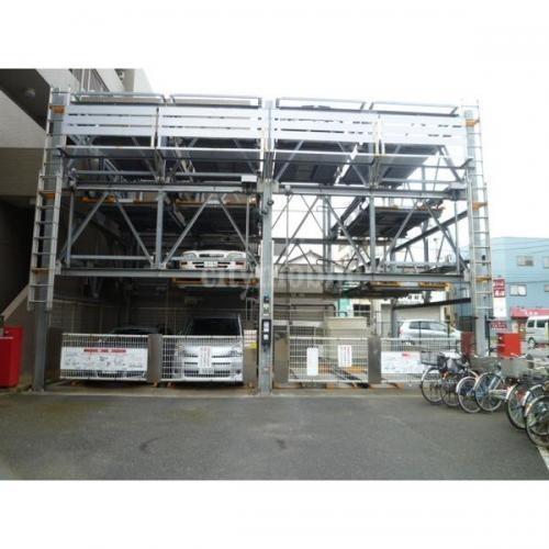 アビタシオン大貫>駐車場