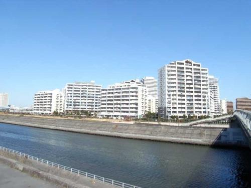 浦安マリナイースト21 海園の街>外観