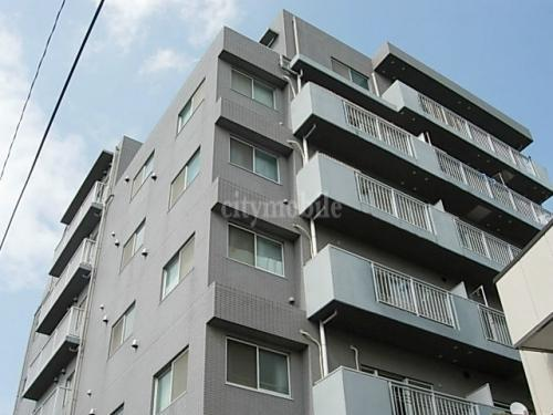 レークヒル竹ノ塚>外観