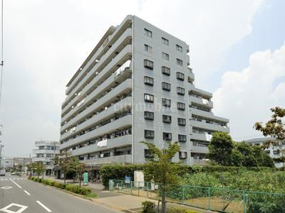 グリーンハウス下鎌田>外観