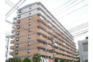 パンヴィラージュ竹ノ塚>外観