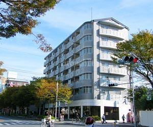 コーポレート竹の塚二丁目>外観