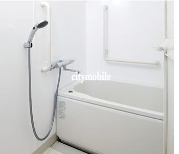 晴海アイランドトリトンスクエアビュープラザ>浴室