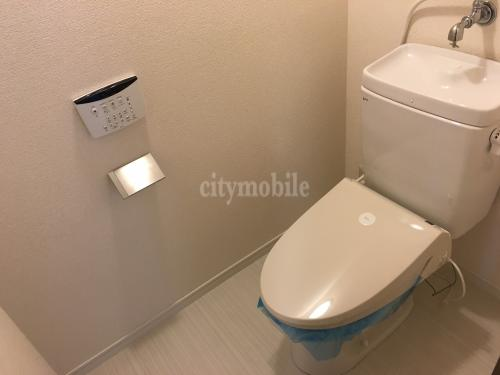 シーリアお台場三番街>トイレ