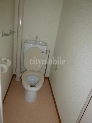 エルハイツ末広>トイレ