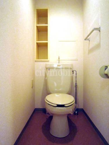 コーポレート成増>トイレ