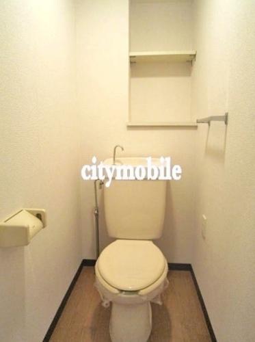 エステート前野町>トイレ