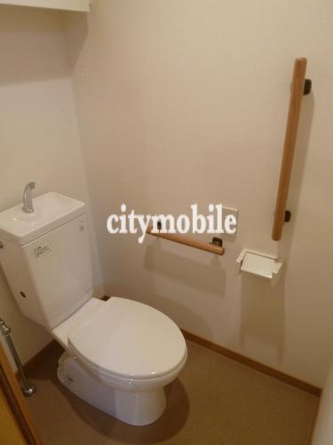 シャレール本駒込>トイレ