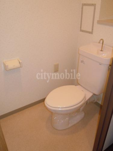 ベイシティ本牧南>トイレ