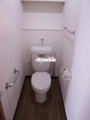 コーシャタワー小松川>トイレ