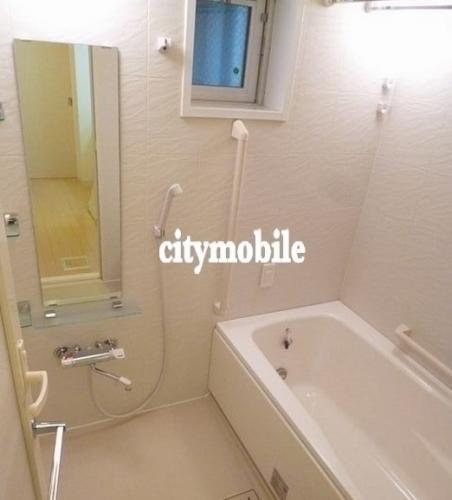 シャレール荻窪>浴室