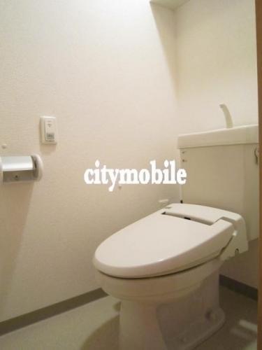 シティコート目黒>トイレ