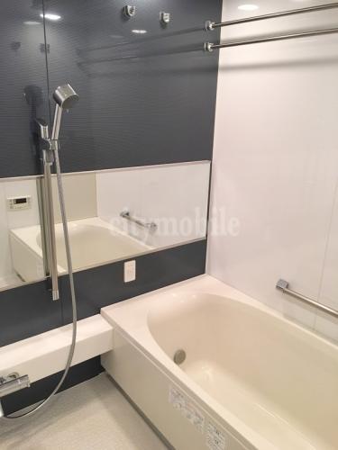 ベイシティ晴海スカイリンクタワー>4905号室 浴室