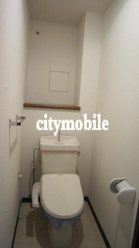 アーバンライフ月島駅前イースト・ウエスト>トイレ